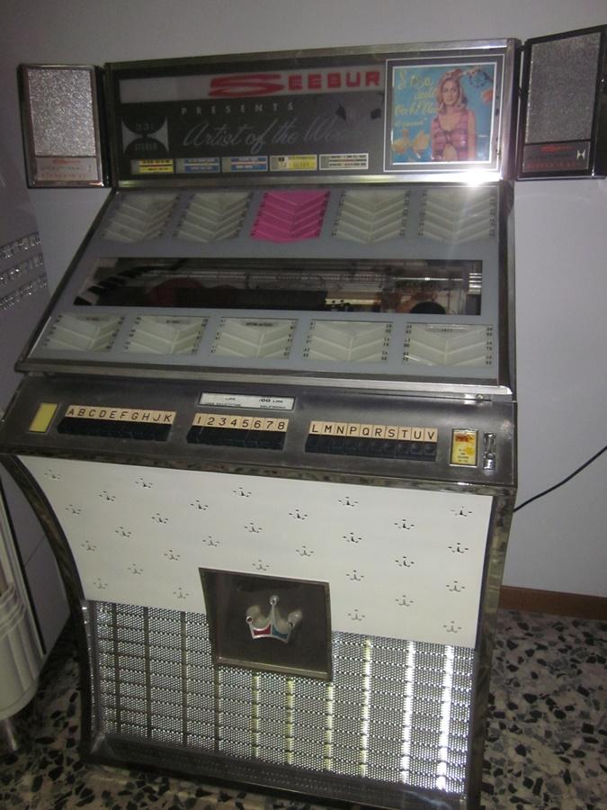 Juke Box SEEBURG DS 160